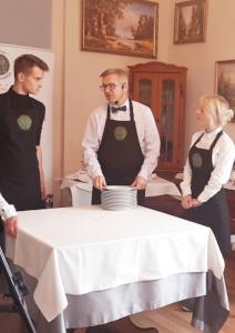 Kelner – Program Szkolenia Kelner IStopnia