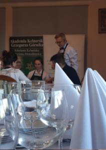 Kelner – Reklama Szkolenia Kelner Istopnia